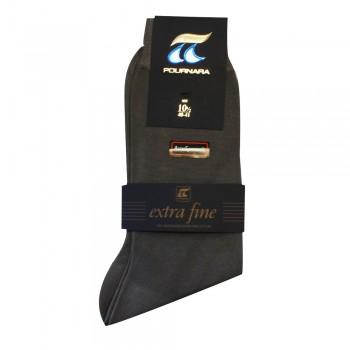 Ανδρική κάλτσα Πουρνάρας 100% Βαμβάκι  Αντιιδρωτική