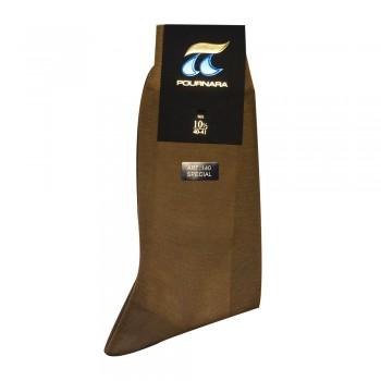 Ανδρική κάλτσα Πουρνάρας 100% Βαμβάκι