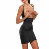 Γυναικείο  φόρεμα σύσφιξης με τιράντες