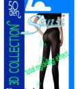 Καλσόν αδιάφανο 50 den Sensi 3D Collection