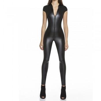 Γυναικεία Ολόσωμη Φόρμα Eco Leather