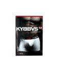 Ανδρικό boxer-μπόξερ με εξωτερικό λάστικο  Kybbvs