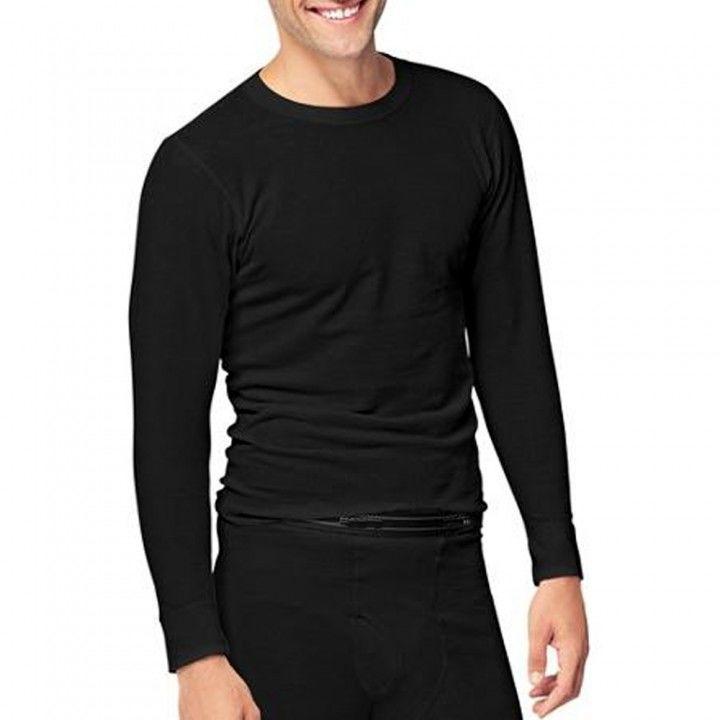 Ανδρική ισοθερμική μπλούζα μακρύ μανίκι