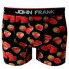 Μπόξερ John Frank σχέδιο Strawberries