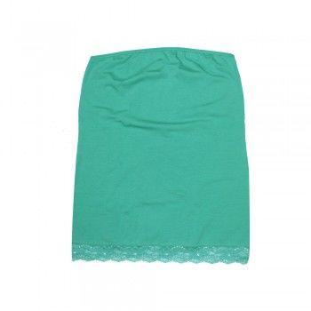 Strapless μπλούζα Cotonella