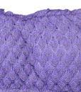 Μαγιό Σετ strapless bandeau & σλίπ με κρόσια Bluepoint λιλά