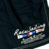 Ανδρικό μαγιό βερμούδα S.Nautica Italiana γκρί σκούρο Race Sailing