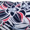 Μαγιό strapless bandeau Floral Blu4u με ενίσχυση