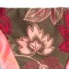 Μαγιό σλίπ brasil με βολάν και δέσιμο στο πλάι  Brown Floral Blu4u