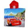Παιδική πετσέτα θαλάσσης πόντσο  Disney Cars