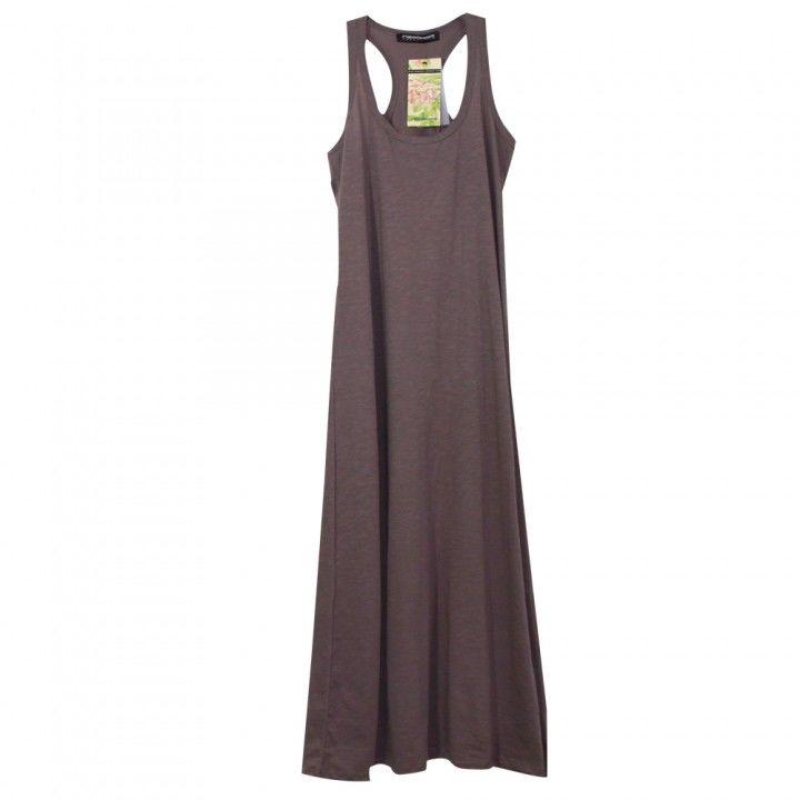 Φόρεμα maxi με αθλητική πλάτη Noobass σε διάφορα χρώματα