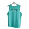 Γυναικεία μπλούζα αμάνικη Noobass με τύπωμα μπροστά & πίσω