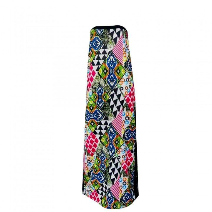 Φόρεμα strapless εμπριμέ Noobass, άνετο για τις καλοκαιρινές σας εμφανίσεις!