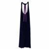 Φόρεμα mini με σχέδιο στην πλάτη Noobass σε διάφορα χρώματα