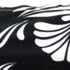 Γυναικείο slip brazil White & Black Floral βολάν