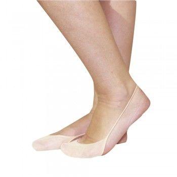 Γυναικεία κάλτσα σουμπά βαμβακερή για peep toe