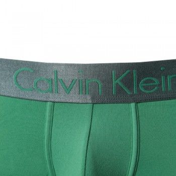 Calvin Klein μπόξερ σειρά Zink Micro σε πράσινο χρώμα