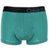 Calvin Klein μπόξερ σειρά Bold σε βεραμάν χρώμα