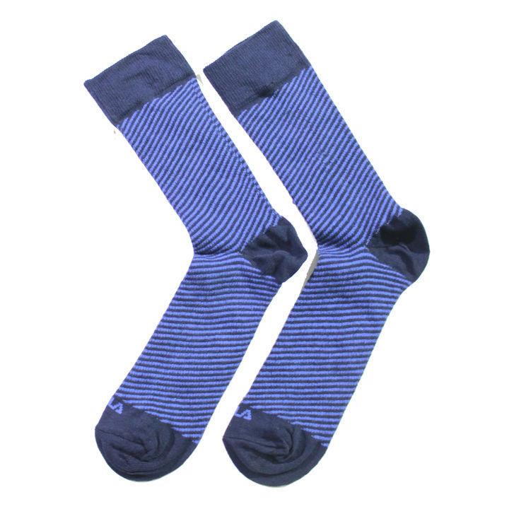 Ανδρική κάλτσα ριγέ Fila