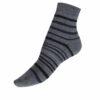 Γυναικεία κάλτσα ισοθερμική ριγέ σε διάφορα χρώματα Carpenter