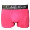 Calvin Klein μπόξερ σειρά Zink Cotton σε κερασί χρώμα