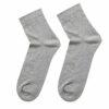 Ανδρική κάλτσα βαμβακερή ημίκοντ