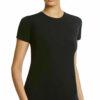 Γυναικεία μπλούζα modal με κοντό μανίκι