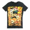 Ανδρική μπλούζα κοντό μανίκι σχέδιο Club 5