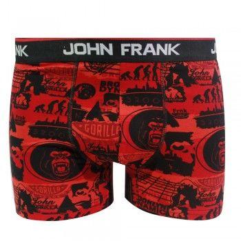 John Frank σχέδιο Gorilla