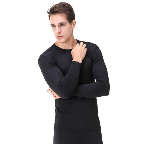 Ανδρική ισοθερμική μακρυμάνικη μπλούζα