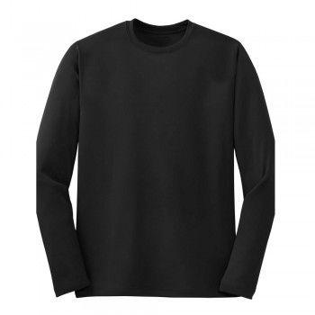 Παιδική ισοθερμική μακρυμάνικη μπλούζα unisex με λαιμόκοψη για αγόρια και κορίτσια 502j