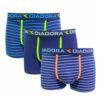 Ανδρικό βαμβακερό μποξεράκι Diadora 3 Τεμαχίων