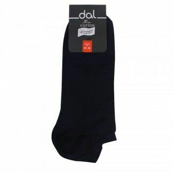 Ανδρική κάλτσα κοντή βαμβακερή μερσεριζέ Dal