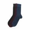 Ανδρική κάλτσα  βαμβακερή μερσεριζέ Dal