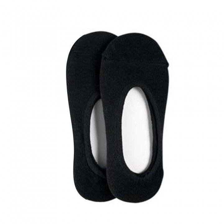 Ανδρικό βαμβακερό σουμπά χαμηλό σε μαύρο και μπέζ χρώμα