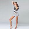 Γυναικεία μπλούζα μακρυά Jadea