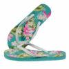 Γυναικεία floral σαγιονάρα SAN802