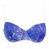 Γυναικείο μαγιό σουτιέν Blue Dots Medium SMB21