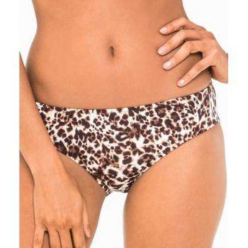 Γυναικείο μαγιό slip Leopard