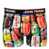 Ανδρικό μπόξερ John Frank σχέδιο Soda