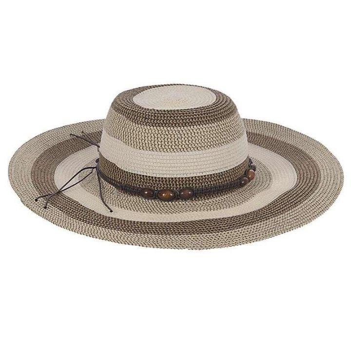 Γυναικείο καπέλο ψάθινο natural