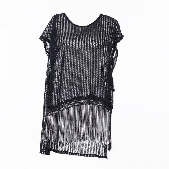 Γυναικεία μπλούζα μαύρη