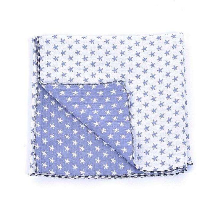 Πετσέτα θαλάσσης Blue Stars