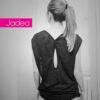 Γυναικεία μπλούζα αμάνικη πλεκτή Jadea