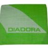Πετσέτα  θαλάσσης διπλής όψης πράσινη Diadora