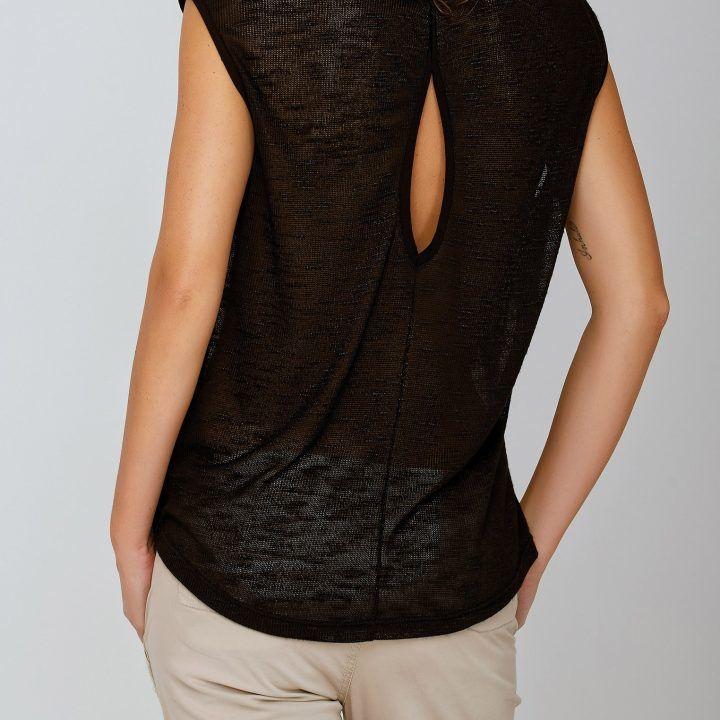Γυναικεία μπλούζα πλεκτή Jadea