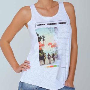 Γυναικεία μπλούζα τιράντα beach by Jadea