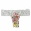 Γυναικείο εσώρουχο σλιπ brazil με δαντέλα MEI