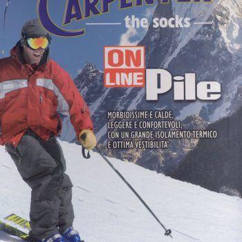 carpenter ισοθερμική κάλτσα