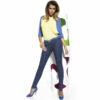 Γυναικείο τζιν κολάν Natalie Bas Bleu